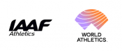 Logo IAAF Athletics
