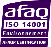certification afnor iso 14001