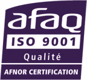afnor certification iso 9001