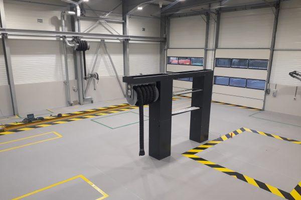 NOVADUR PU CIMENT 4200_Industrie_Sol épais_Atelier mécanique