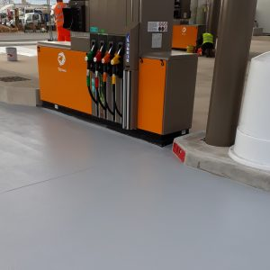 Resipoxy Grip_Resine epoxy rugueuse_Station service