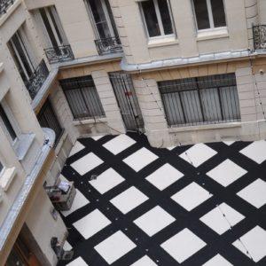 esithan GC17_Revetement PU souple exterieur_Circulations BHV Paris