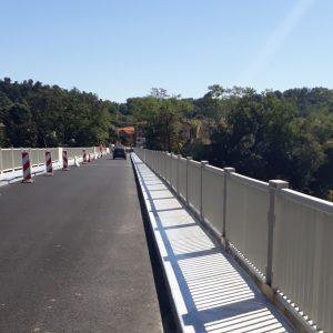 Flexter 300 + Park UV_Etancheité résine_Trottoirs Pont de Mauzac