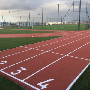 Resithan PATS_Revetement polyurethanne piste athlétisme